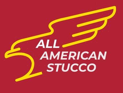 All American Stucco Logo