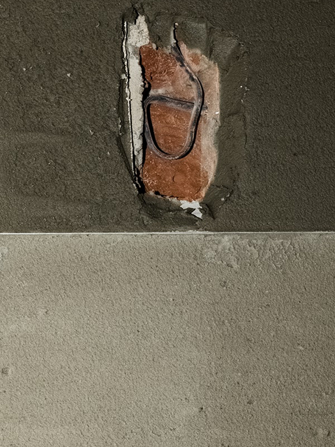 Stucco Patch Repair Before and After
