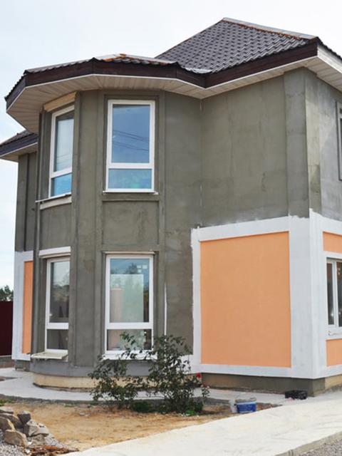 Whole Home Stucco Job Naples